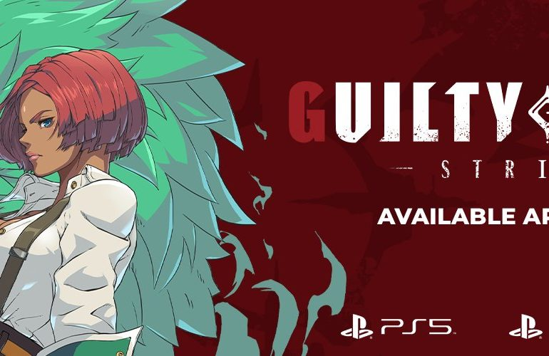 Guilty Gear -Strive- - DD announce cover