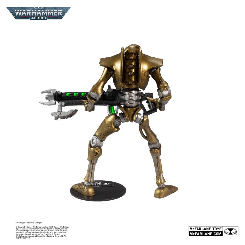 Warhammer 40K Necron Warrior 1