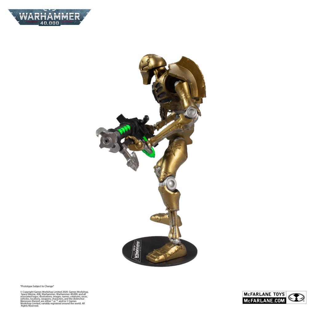 Warhammer 40K Necron Warrior 3