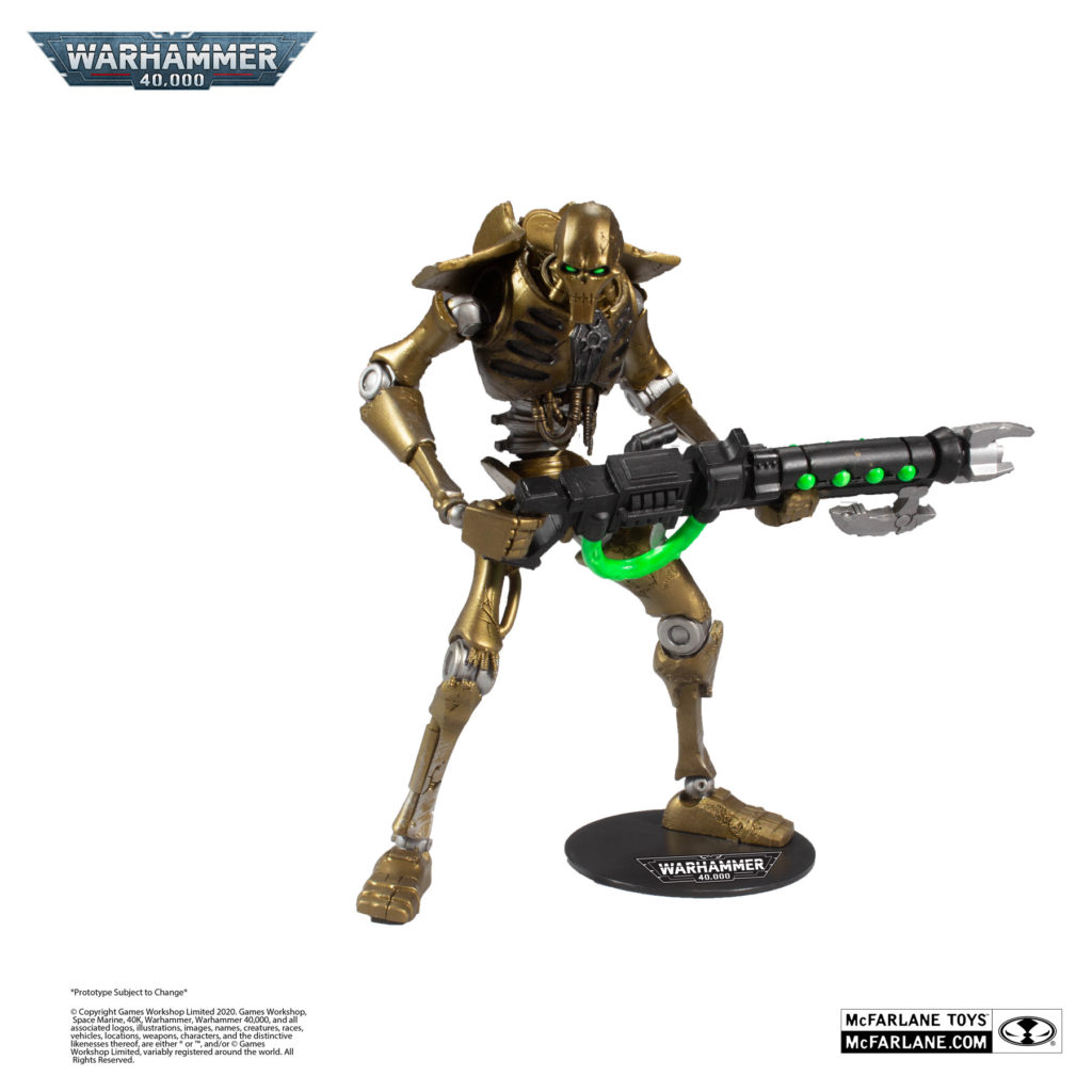 Warhammer 40K Necron Warrior 4
