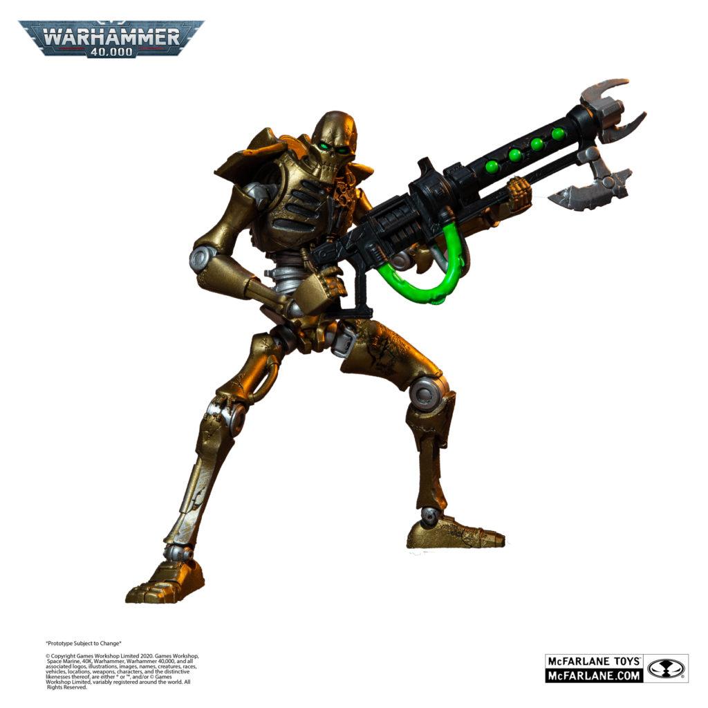 Warhammer 40K Necron Warrior 5
