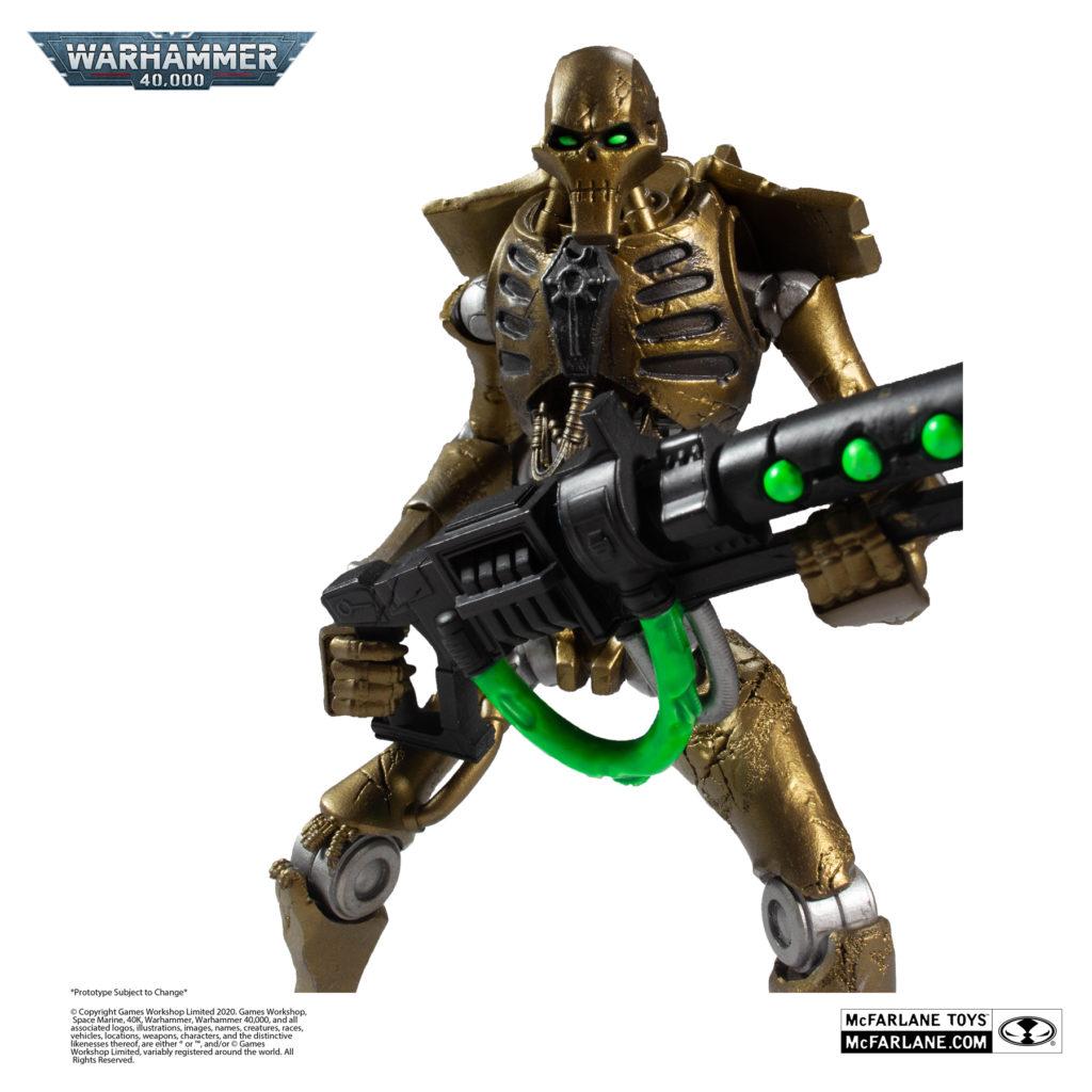 Warhammer 40K Necron Warrior 6