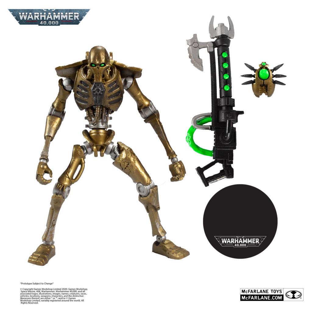 Warhammer 40K Necron Warrior