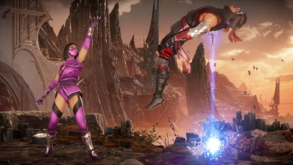 Mortal Kombat 11 Ultimate Mileena 3