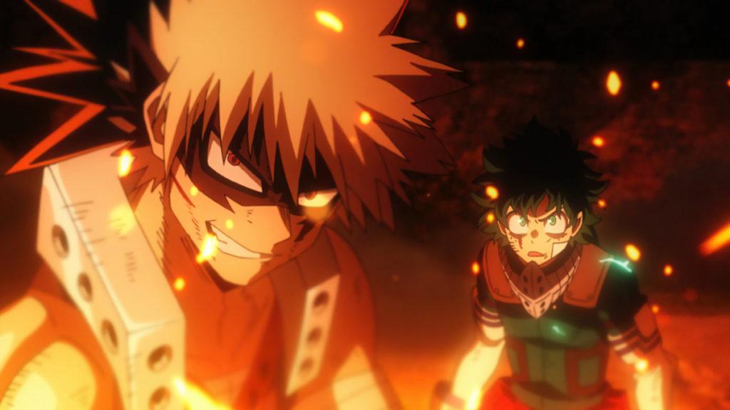 My Hero Academia - Heroes Rising - final
