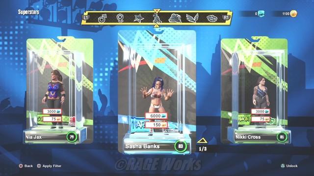 WWE2K BattleGrounds 3