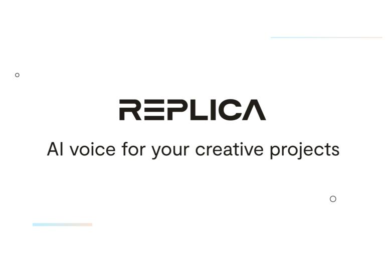 Replica Studios - logo
