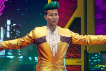 Cyberpunk 2077 - Sellin' dreams
