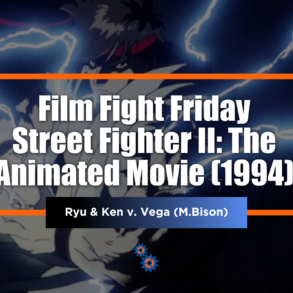 Street Fighter II The Animated Movie Feature