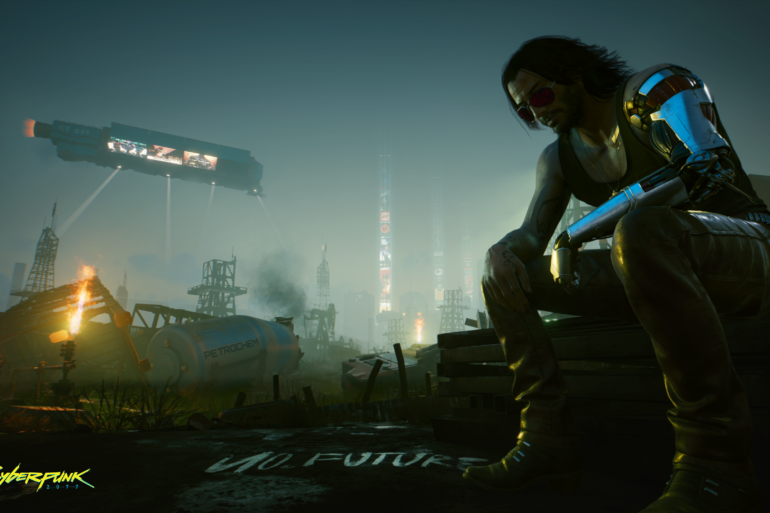 Cyberpunk 2077 - No Future
