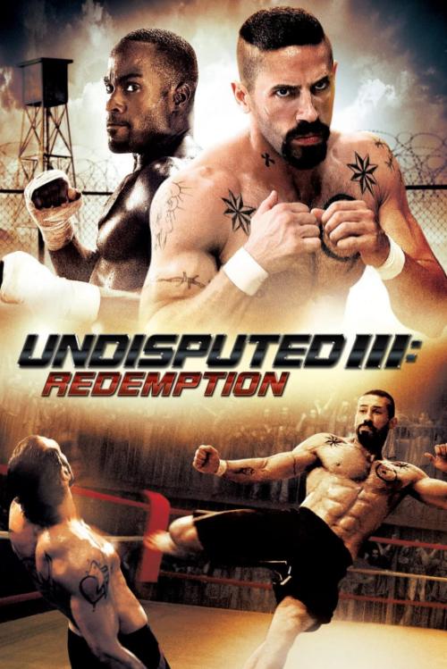 Undisputed III Poster