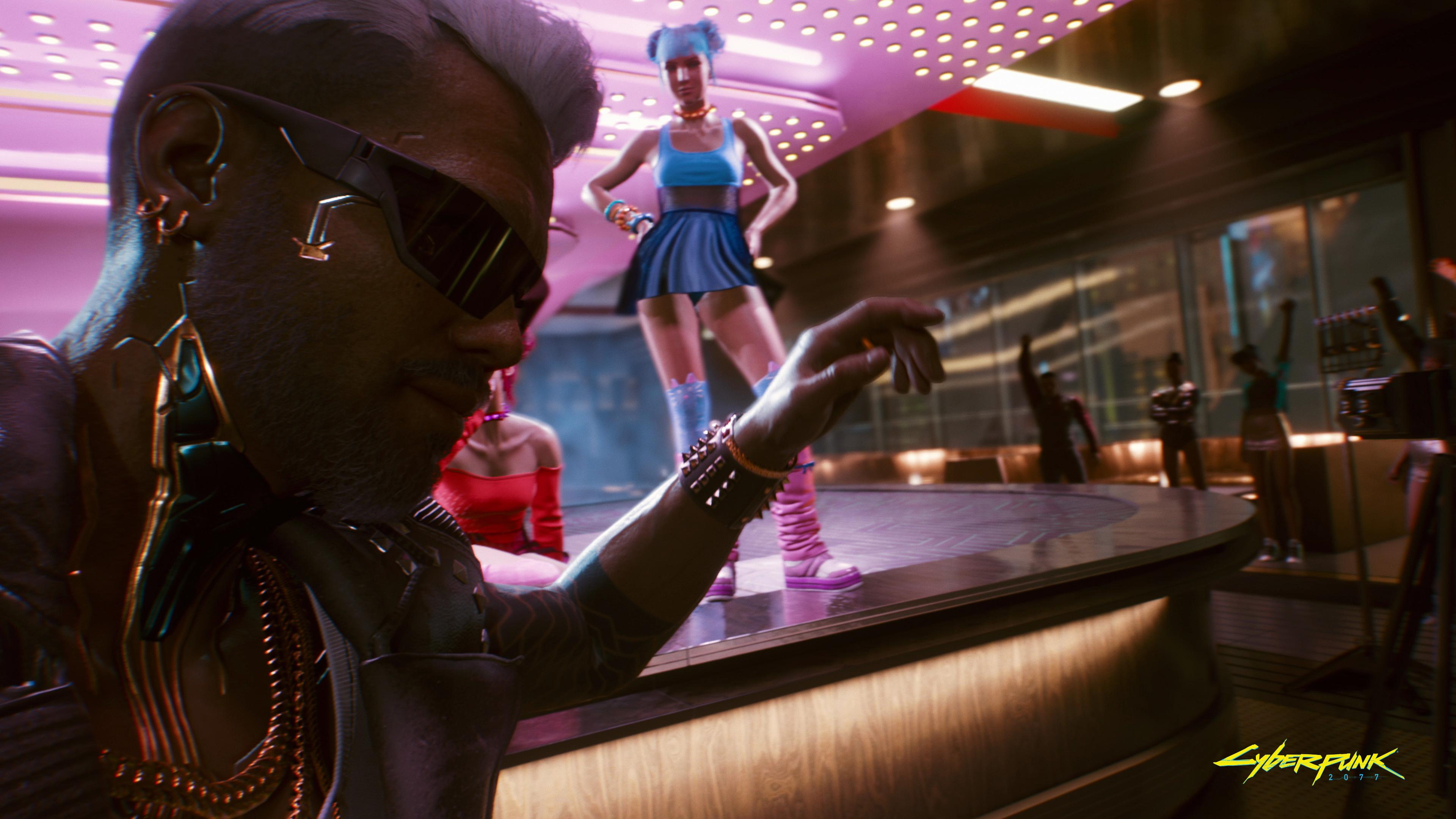 Cyberpunk 2077 - In Da Club