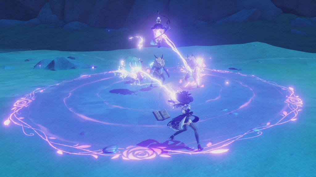 Genshin Impact - Lisa's Lightning