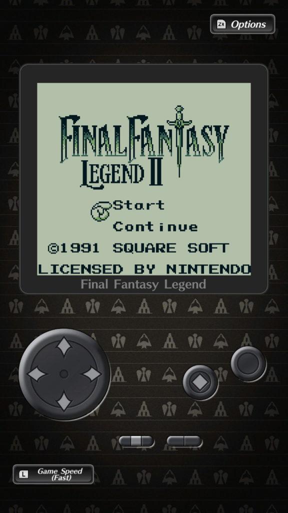 Final Fantasy Legend - FFLII