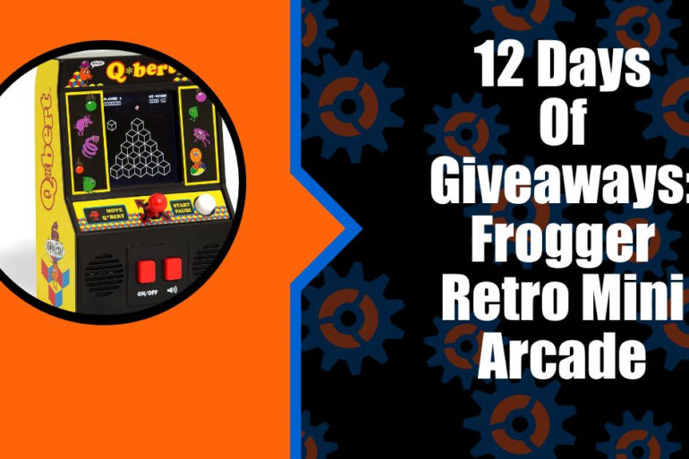 12 Days of Giveaways QBert