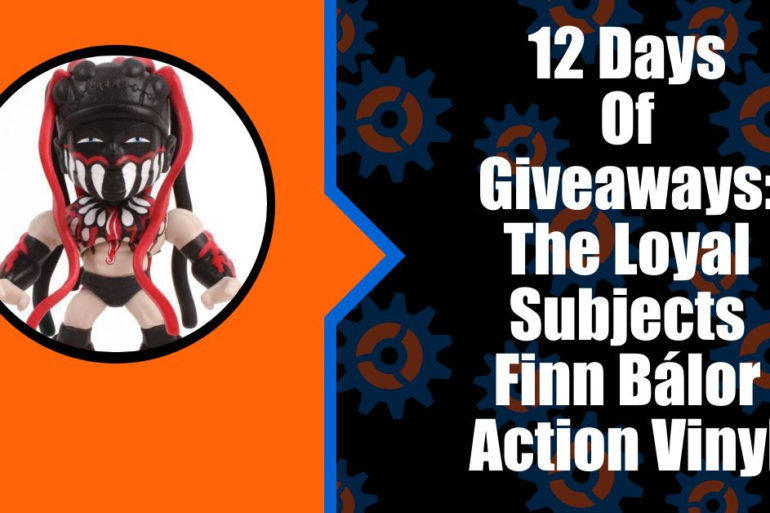 12 Days of Giveaways Balor