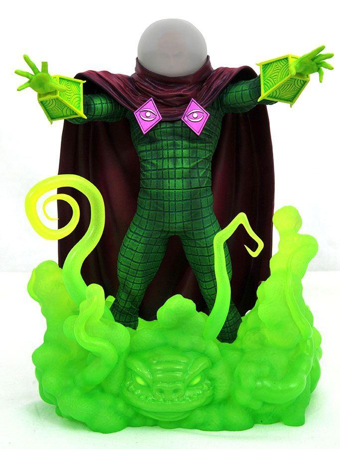 0005807 marvel comic gallery mysterio pvc diorama