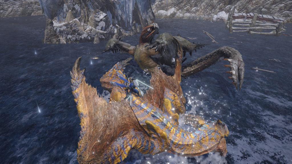 Monster Hunter Rise - Wyvern Riding