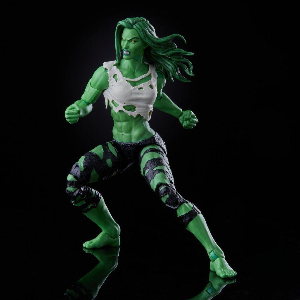 Marvel Legends She Hulk 1