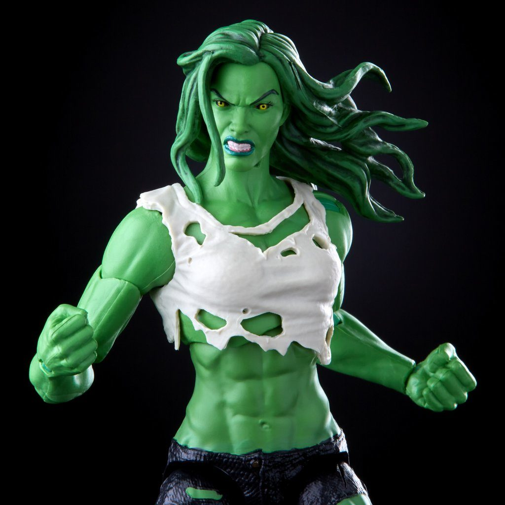 Marvel Legends She Hulk 3