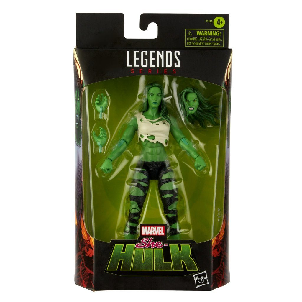 Marvel Legends She Hulk 4
