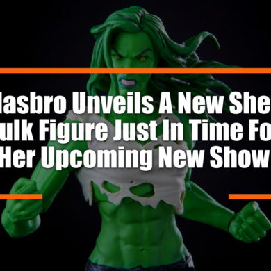 She Hulk Marvel Legends Feature