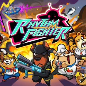Rhythm Fighter - Key Art