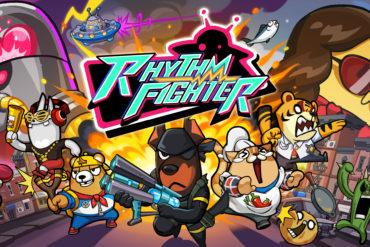 Rhythm Fighter - Key Art