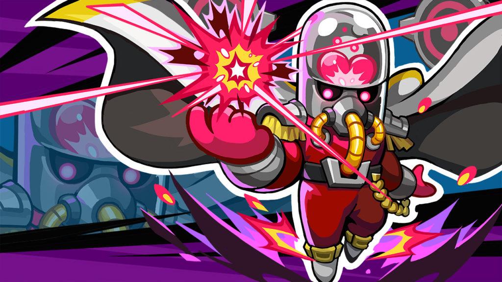 Rhythm Fighter - Commander Chaos