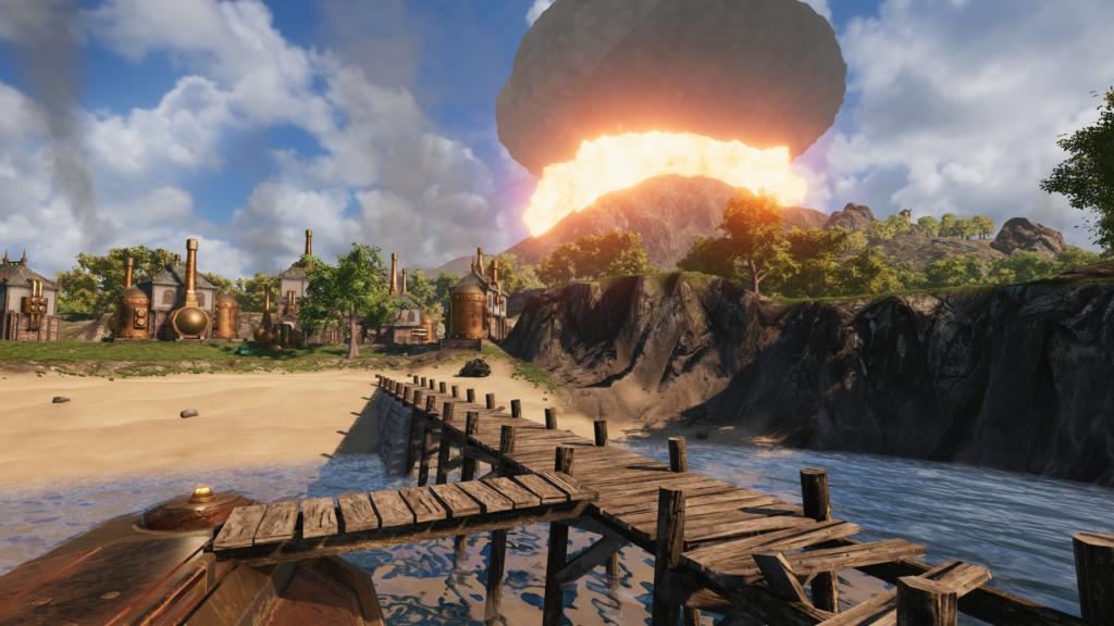 Volcanoids - Volcano