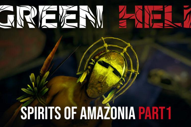 Green Hell - SoA title
