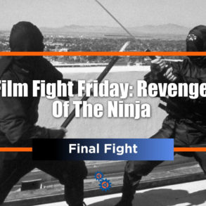 Revenge of the Ninja FFF Feature