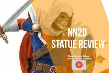 NN2D Taskmaster Diorama Feature