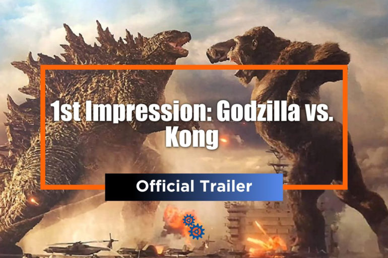 Godzilla vs Kong Feature