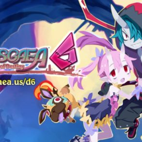 Disgaea 6 - logo