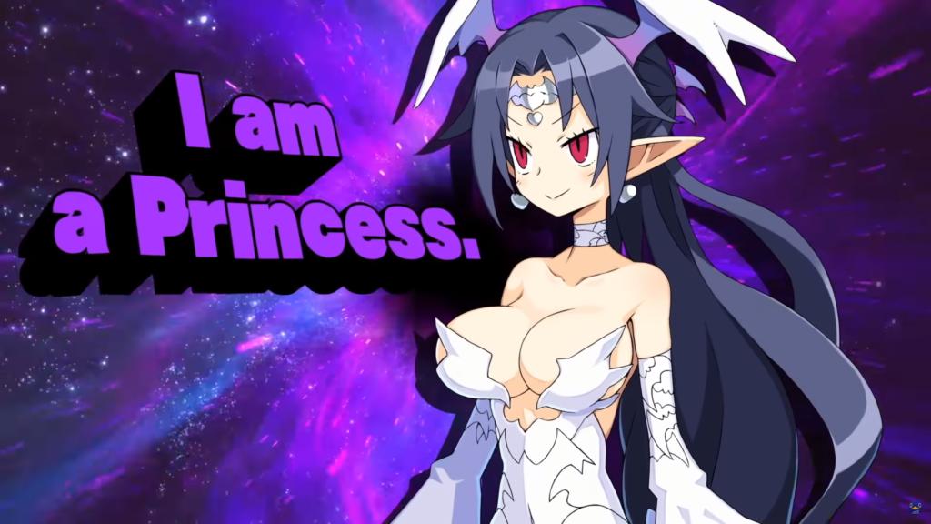 Disgaea 6 - Princess