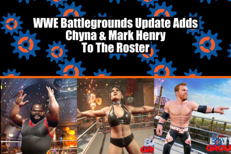 WWE 2K Battleground Chyna Henry Feature