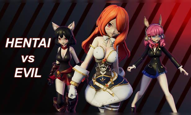 Eastasiasoft - Hentai vs Evil