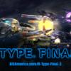 R-Type Final 2 - logo