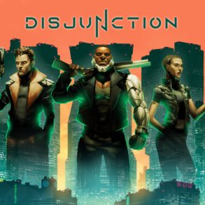 Disjunction - key art