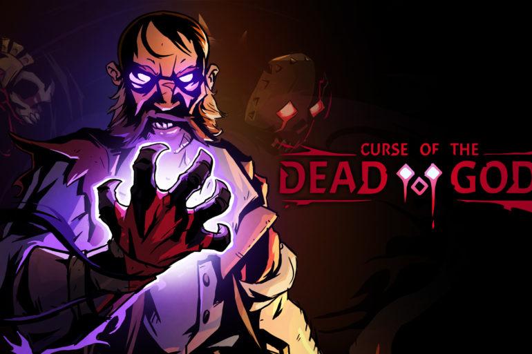 Curse of the Dead gods - key art