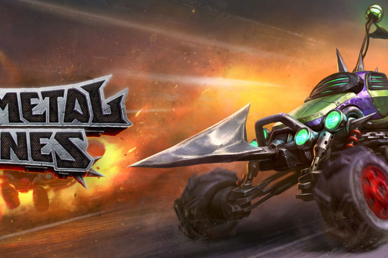 Heavy Metal Machines - logo