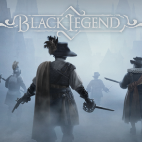 Black Legend - logo