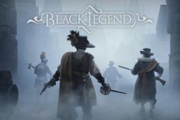 Black Legend - logo