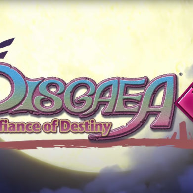Disgaea 6 - logo