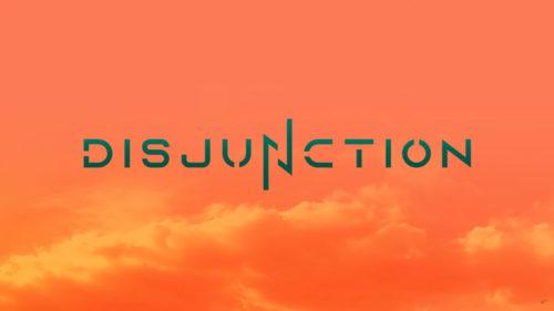 Disjunction - logo