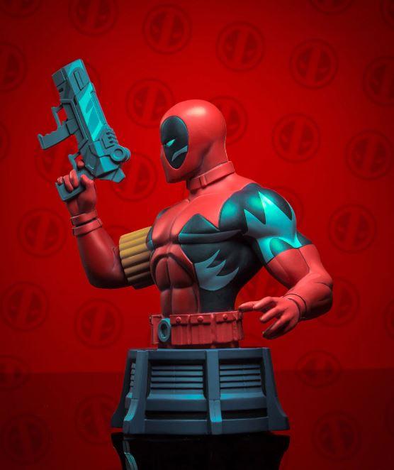 DS Deadpool Bust 2