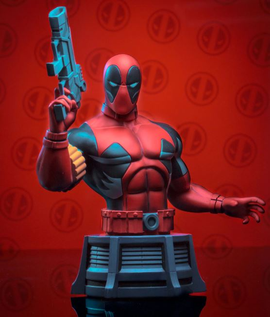 DS Deadpool Bust