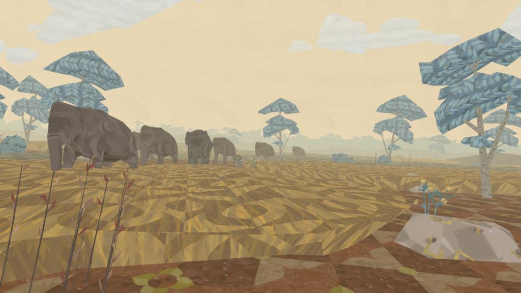 Shelter 3 - herd