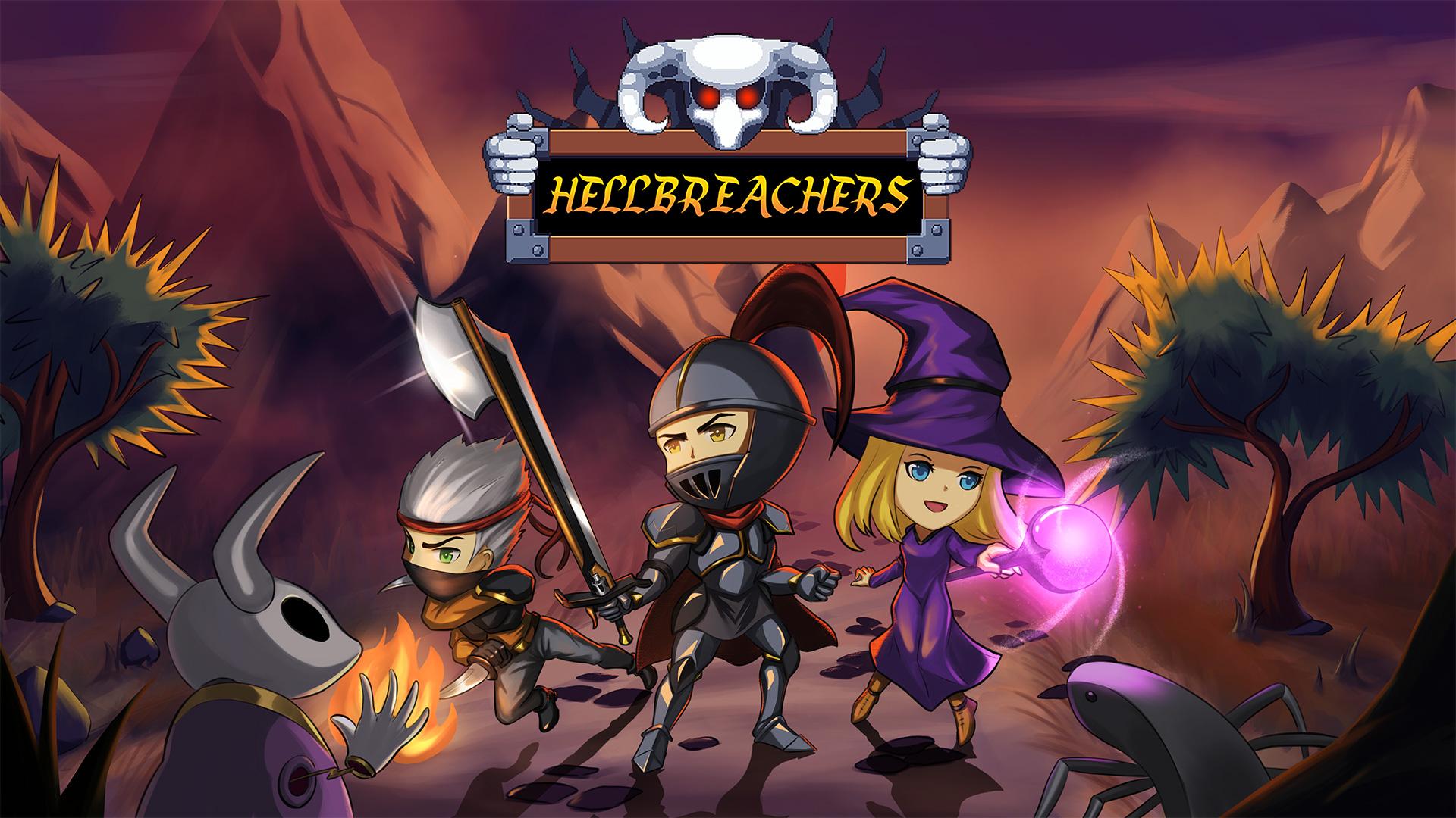 Hellbreachers - key art